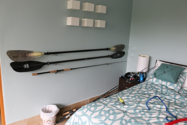 Rooms compete with Paddle holders